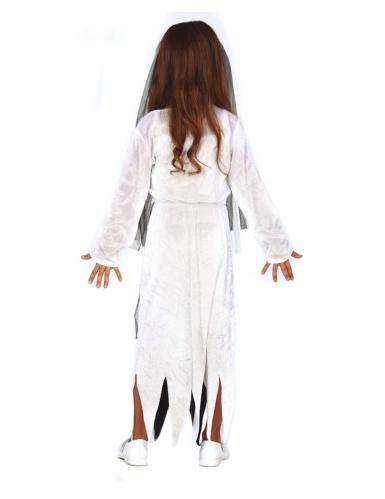 Jonge zombie bruid outfit voor meisjes-1