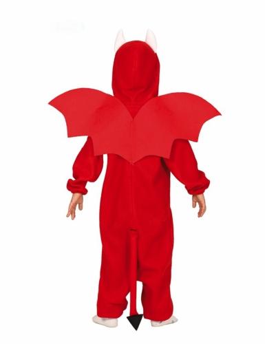 Kleine schattige duivel outfit voor kinderen-1