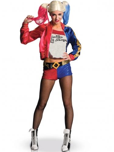 Harley Quinn kostuum pack met accessoires voor vrouwen-1