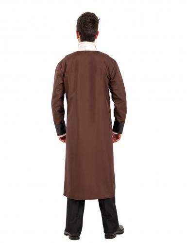 Bruin Steampunk kostuum voor mannen-1