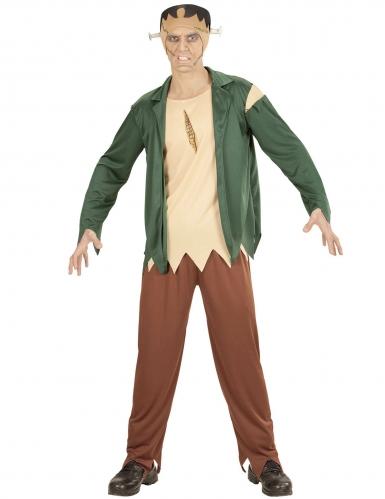 Kunstmatig monster outfit voor heren
