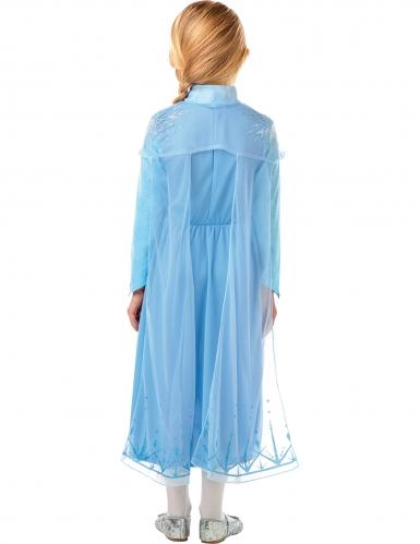Elsa Frozen 2™ kostuum met cape voor meisjes-1