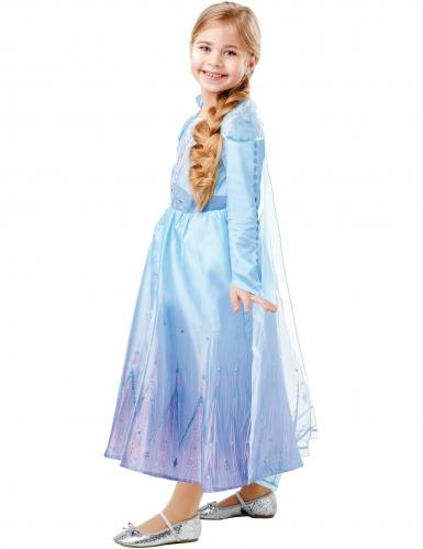 Luxe Elsa Frozen 2™ kostuum voor meisjes-2