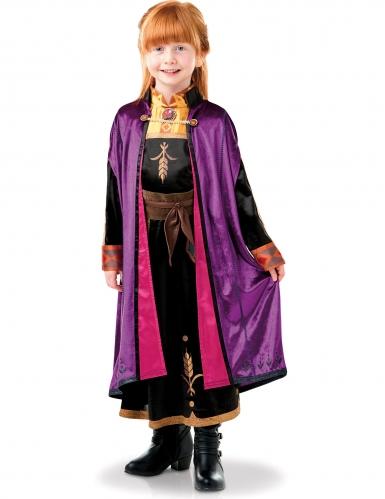 Luxe Anna Frozen 2™ kostuum voor meisjes