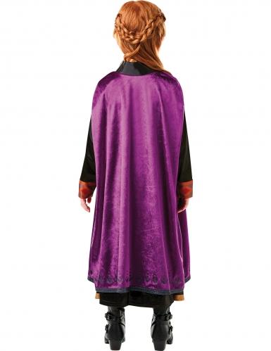 Luxe Anna Frozen 2™ kostuum voor meisjes-1