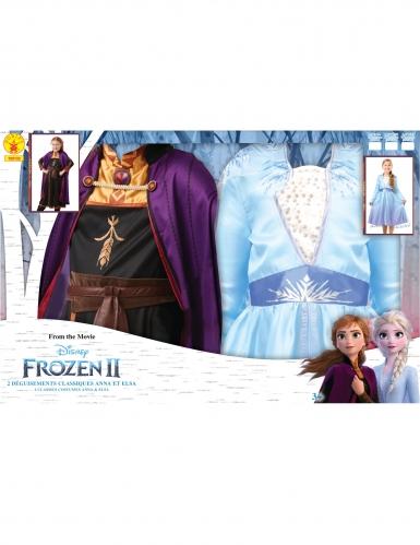 Frozen 2™ Anna en Elsa kostuum pack voor meisjes-2