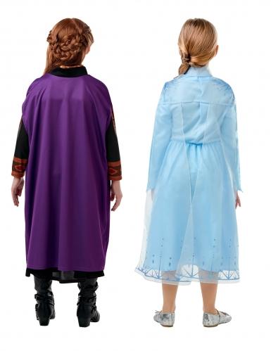 Frozen 2™ Anna en Elsa kostuum pack voor meisjes-1