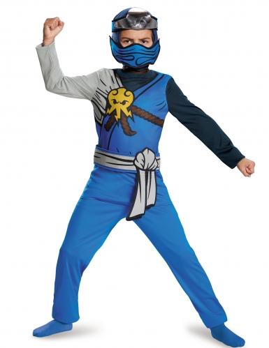 Blauw Jay Lego Ninjago™ kostuum voor jongens