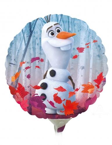 Kleine ronde Frozen 2™ aluminium ballon-1