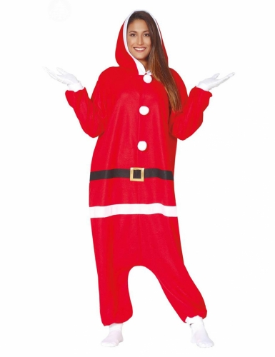 Groot Kerstman pak voor volwassenen-1