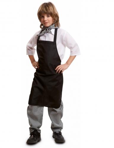Ouderwetse marktverkoper kostuum voor jongens