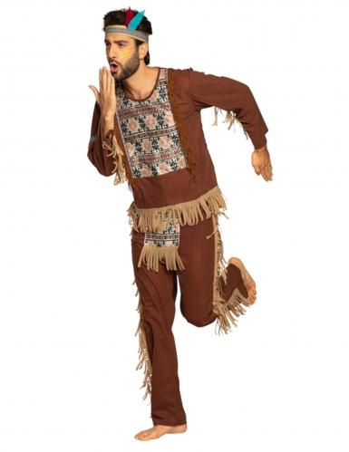 Wijze indiaan kostuum voor mannen