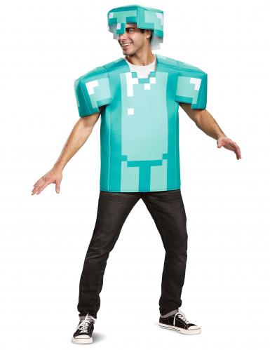 Minecraft™ pantser kostuum voor volwassenen-1