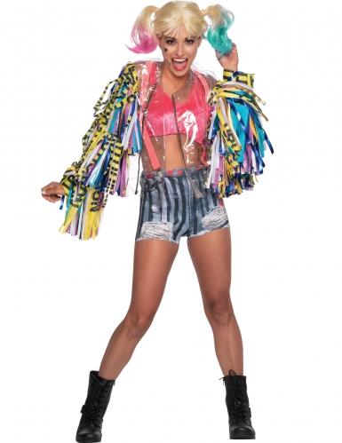 Harley Quinn Birds of Prey™ kostuum voor dames