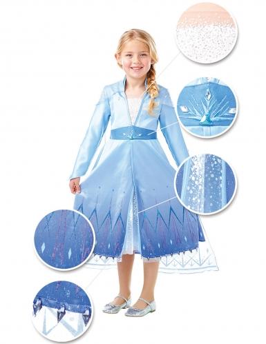 Elsa Frozen 2™ kostuum voor meisjes - Premium