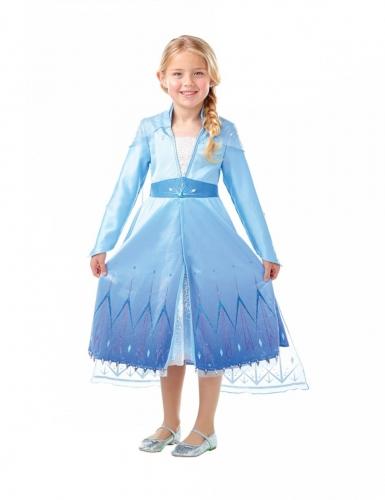 Elsa Frozen 2™ kostuum voor meisjes - Premium-2