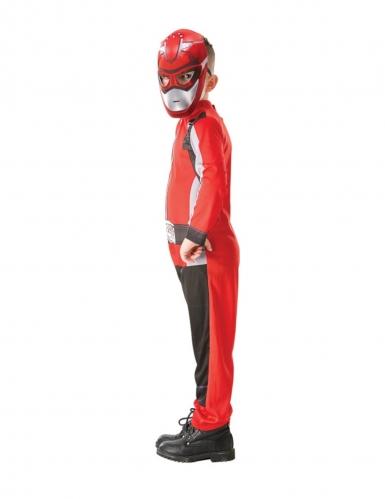Klassiek rood Power Rangers™ kostuum voor jongens-1