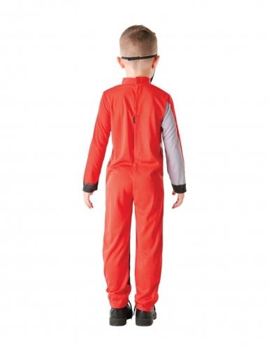Klassiek rood Power Rangers™ kostuum voor jongens-2