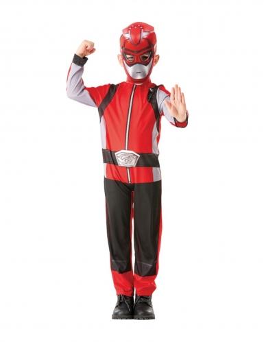 Klassiek rood Power Rangers™ kostuum voor jongens-3