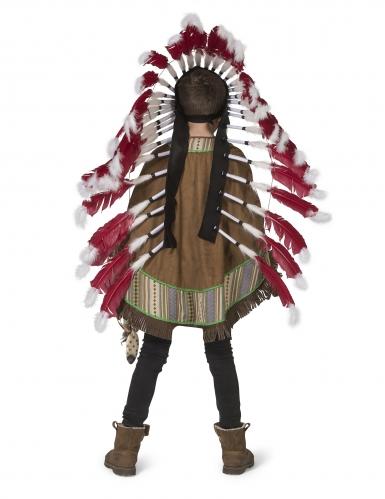 Indianen poncho voor kinderen-1