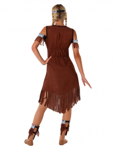 Tiener indianen kostuum voor meiden-2