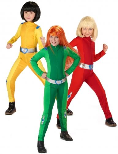 Spion trio groepskostuum voor meisjes