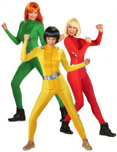 Spionnen trip groepskostuum voor dames