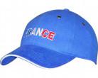 Pet voor de supporters van de Franse nationale ploeg (voor volwassenen)
