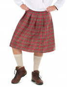 Lange Schotse kilt voor volwassenen