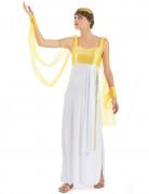 Kostuum van een Griekse godin voor dames