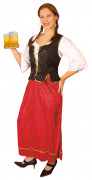 Beiers kostuum voor dames