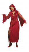 Kostuum van dienares van de duisternis voor dames Halloween