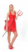 Sexy duivelskostuum voor dames Halloween
