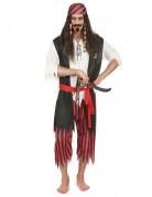 Piraten bandiet kostuum voor mannen