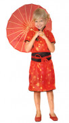 Rood Chinees kostuum voor meisjes