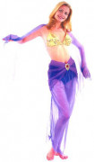 Kostuum van oosterse danseres voor dames