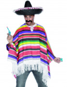 Mexicaanse poncho voor mannen