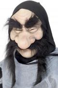 Masker van een zwerver voor volwassenen Halloween