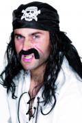 Piratenbandana voor volwassenen