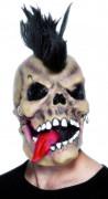 Punk skelet masker voor volwassenen