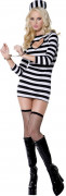 Sexy gevangene-outfit voor dames