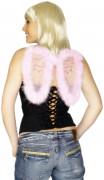 Roze engelenvleugels voor volwassenen