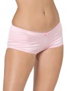 Roze shorty voor volwassenen