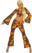 Seventies hippiepak voor dames