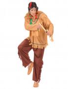 Indiaan kostuum voor mannen