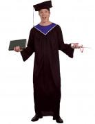 Kostuum van een gediplomeerde student voor mannen