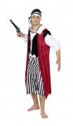 Kostuum van een piratenkoning voor mannen