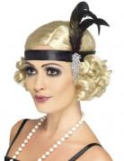 Charleston haarband jaren 20 voor volwassenen