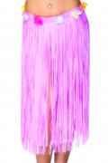 Roze Hawaïjurk voor volwassenen