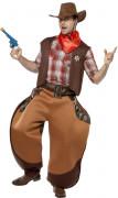 Cowboykostuum voor mannen